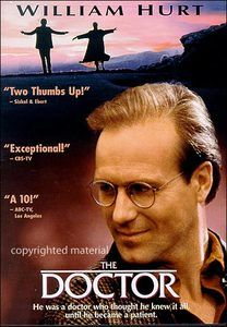 Doctor RARE New DVD William Hurt Christine Lahti Elizabeth Perkins