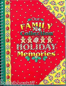 Christmas Family Memories and Card Address Record Book Mary Engelbreit