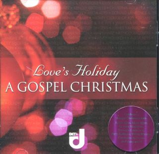 Gospel Various Whitney Houston Christmas Stereo 14 Track New CD
