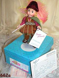 Madame Alexander Doll Christopher Columbus Limited Production 8 1992