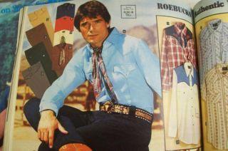 1981 1982 Big Catalog 80s Fashion Cheryl Tiegs Cover
