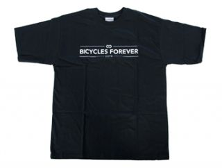 Creme Bicycles Forever Tee Shirt 2012