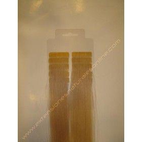 Extensiones de Pelo Adhesivas Incluye Regalo Adhesivo