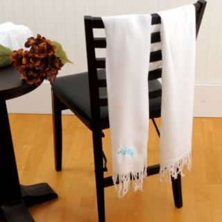 Pashmina Scarf Wrap Stole Cashmere Wool Silk Blend Embroidered Scarves