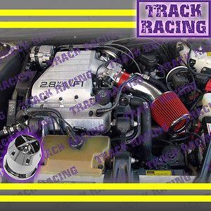 90 91 92 93 CHEVY BERETTA CORSICA Z26 GT GTZ 3 1L V6 AIR INTAKE KIT
