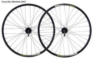 Magura Comp Disc Wheelset 2007
