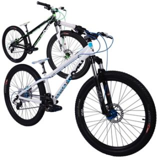 Review DMR Drone Reptoid Complete Bike  Chain Reaction Cycles Reviews