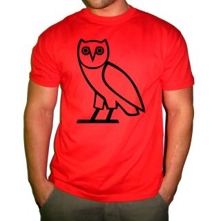 Owl OVO OVOXO Drake Lil Wayne YMCMB T Shirt YOLO Mans Womans 2