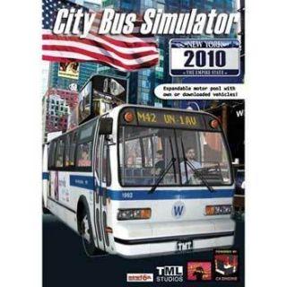 City Bus Simulator New York 2010 PC New Factory SEALED