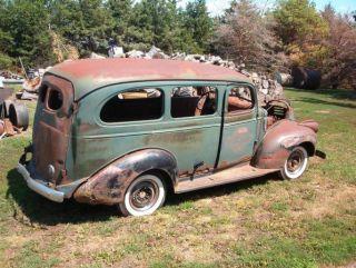 RARE 1946 Chevrolet Suburban / Carryall Hot Rod Resto Project