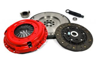 VR Stage 2 Clutch Kit+HD Flywheel JDM 1993 1995 Honda Civic Coupe B16