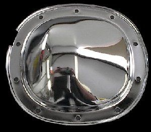 Chrome 10 Bolt Rear End Cover Fits Chevy S10 Camaro Differential