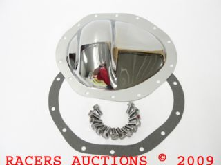 14 Bolt Chrome Differential Cover Kit Chevy Truck 9 5