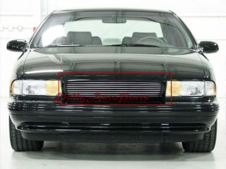 94 96 95 Chevy Caprice Impala SS Billet Grille Grill