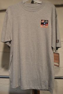 Dickies WS510 Short Sleeve No Pocket T Shirt Gray XL