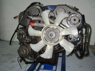 NISSAN CIMA CEDRIC GLORIA 3 0L TURB0 ENGINE MANUAL TRANSMISSION JDM