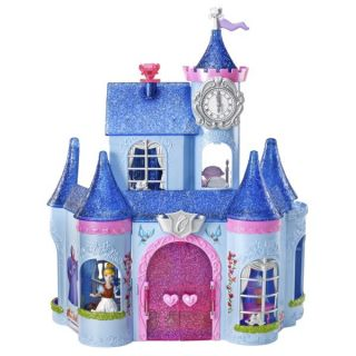 Disney Princess Castle Dollhouse Cinderella Fairytale Playset Toy Kids