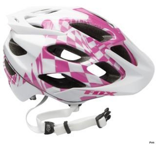 Fox Racing Flux Womens Helmet 2011