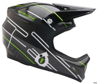 661 Evolution Full Face Helmet   Carbon 2011