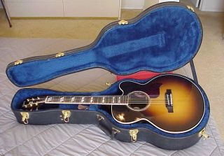 Gibson CJ 165 EC Rosewood Acoustic Electric Guitar and Case