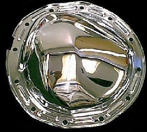 Chrome 12 Bolt Rear End Cover Fits Chevy Camaro Nova Chevelle