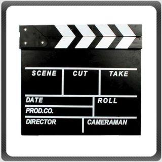 Clapperboard Clapper Board Film Movie Message Board