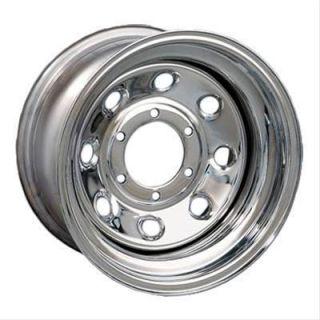 Bart Wheels Super Trucker Chrome Wheel 16 5 x14 8x6 5 BC Set of 4