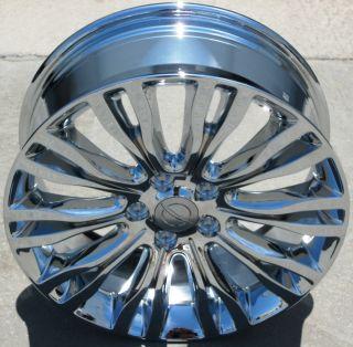 New 18 Factory Chrysler 200 Limited 300M Chrome Wheels Rims