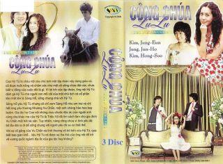 Cong Chua Lulu Tron Bo 3 DVDs Phim Han QUOC 20 Tap