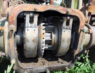 Clark Transmission Cletrac Oliver HG OC3 Crawler Dozer Case 310