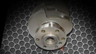 Peugeot 106 GTI Citroen Saxo VTS Crankshaft Kurbelwelle