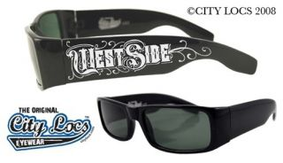 West Side City Locs GST Lowrider Sunglasses GST81 New