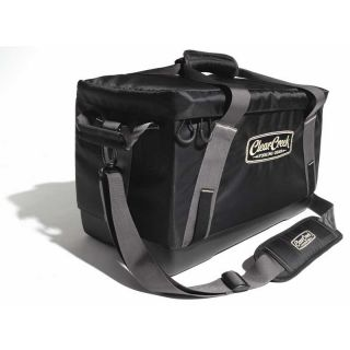 Clear Creek Fly Fishing Water Dog Waterproof Dry Boat Bag Black