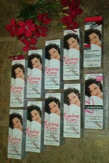 10 Boxes Clairol Loving Care Natural Black 83
