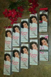 10 Boxes Clairol Loving Care Natural Black 83