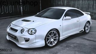 Toyota Celica T20 T 20 200 Front Bumper Only vs Part of Body Kit