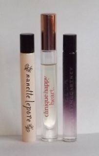 McCartney Nanette Lepore Clinique Happy Heart Roll on Perfumes