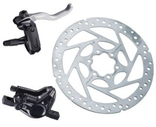 Shimano Deore M595 Disc Brake Set