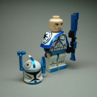 Lego Star Wars Clone Rex Arc Trooper Commander Mini Figure