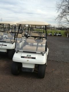 2003 Club Car Gas Powered Golf Cart