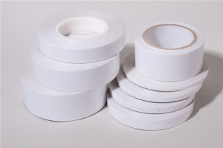 Strong Clear Double Sided Craft Tape All Widths 6mm 9mm 12mm 19mm 25mm
