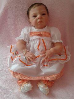 Adorable Reborn Baby Elise Natalie Blick