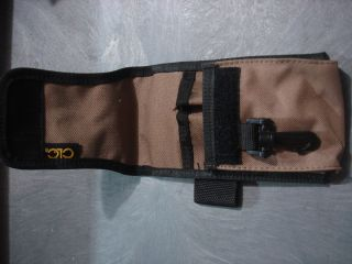 CLC TOOL SMALL BAG POUCH TOOL BELT ELECTRICIAN HANDYMAN CONTRACTOR