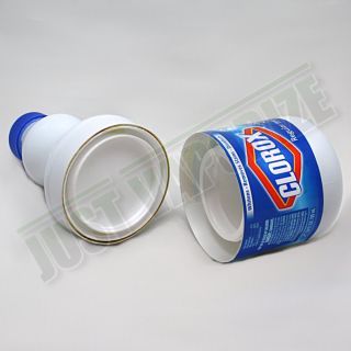 Clorox Bleach Bottle Diversion Safe Stash Case Hidden Secret Hide Fake