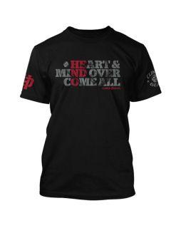 Clinch Gear Black Dan Henderson UFC 139 Walkout Tee MMA UFC T Shirt