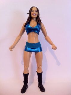 Custom WWE Diva TNA Knockout Christy Hemme