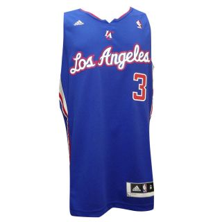 Los Angeles Clippers Chris Paul Sz M Blue Alternate Swingman Jersey