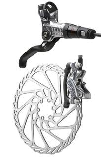 Avid Code Disc Brake   Silver 2011
