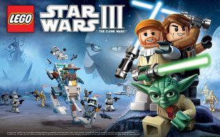 across the galaxy, the LEGO Star Wars III Clone Wars shall spread
