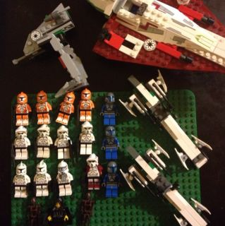 Lego Star Wars Clone Troopers Lot